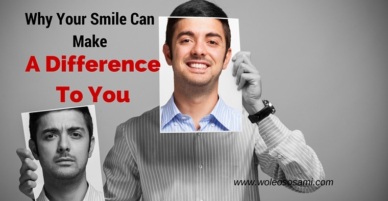 Why Your Smile Can Make a Difference To You