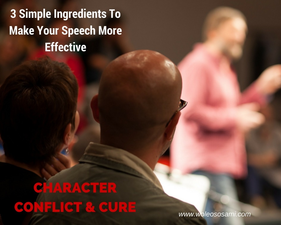 3 Simple Ingredients To Make Your Speech More Effective