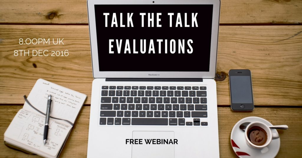 Talk The Talk Evaluations